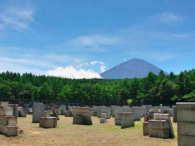 サバイバルゲームフィールド Fuji Forest Force(エフスリー)