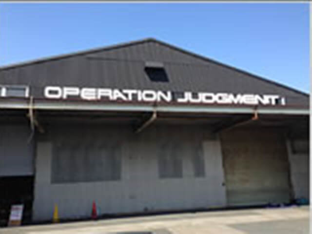 OPERATION JUDGMENT(オペレーションジャッジメント)