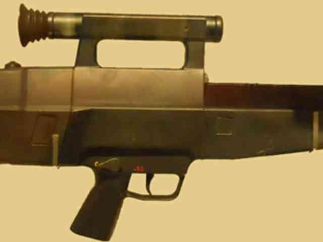 H&K G11 夢のケースレス銃の登場とその終焉