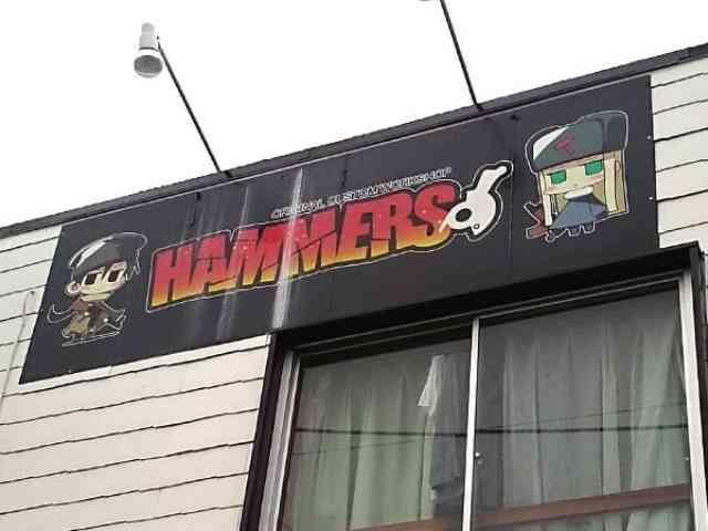 立川 HAMMERS (ハンマーズ) ショップレポート