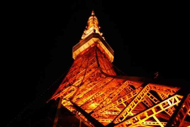 東京タワーは戦車で出来ていた?!