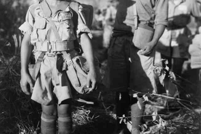 おじいちゃんが小さかった頃の戦争体験談