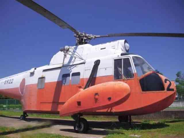 私が初めて覚えたヘリコプター「シコルスキーS62」の思い出