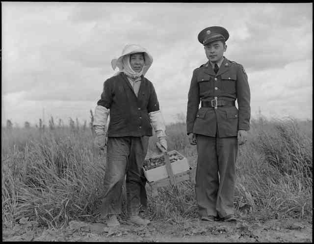 第422連隊戦闘団 日系アメリカ人達の戦争の記憶