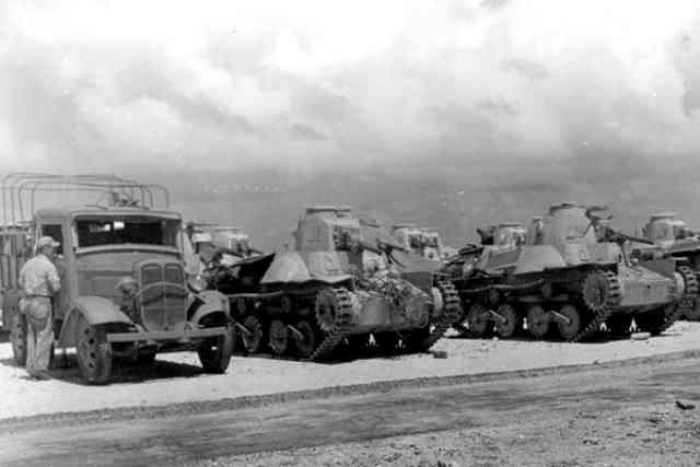1945年8月ソ連軍侵攻 その時日本軍戦車部隊は何をしていたか(1)
