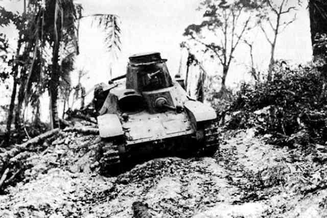 1945年8月ソ連軍侵攻 その時日本軍戦車部隊は何をしていたか(2)