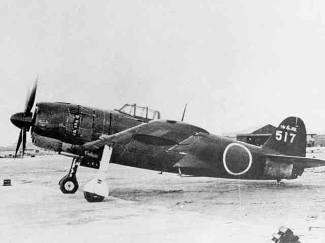 日本軍最強の戦闘機「紫電改」