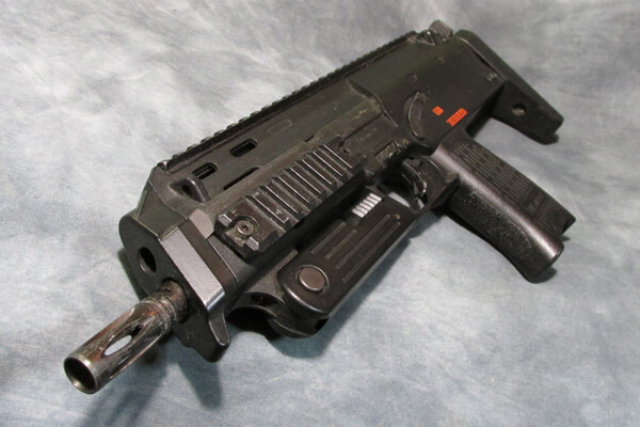 友人が購入したマルイのMP7A1を試射したら・・・欲しくなった!