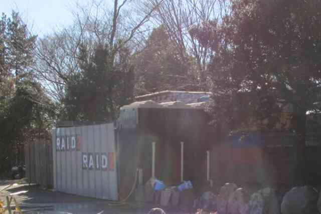 フィールドトイレ~RAID2~