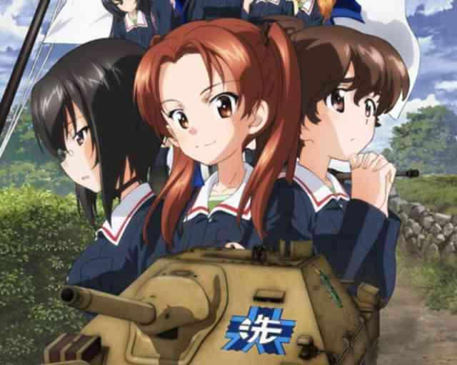 ガルパン最終章に登場するフランス戦車