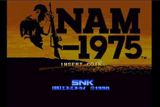 ベト戦アクションシューティング「NAM-1975」