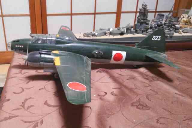 日本海軍が大和型戦艦を建造した理由を数値から探ってみる