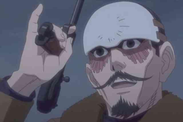 「ゴールデンカムイ」鶴見中尉の銃