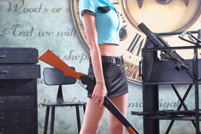 【考察】パンツと銃はなぜフィットするのか?