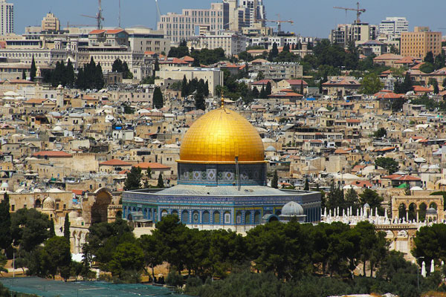 首都であって首都ではないエルサレム