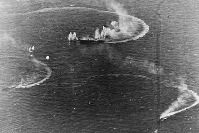 太平洋戦争末期の日本空母