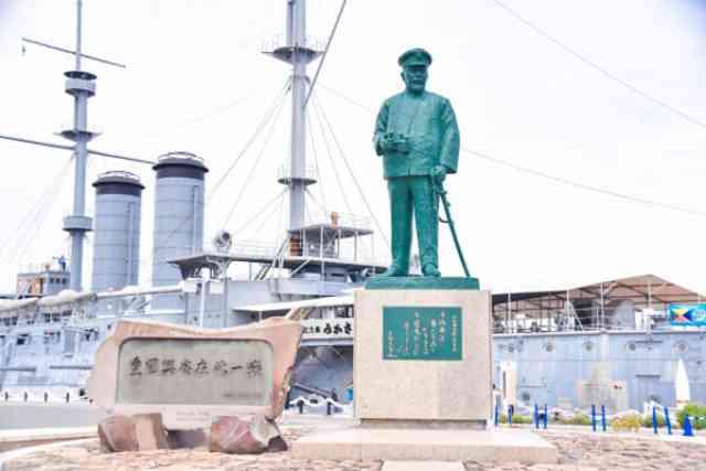 日本海海戦の勝因は丁字戦法?