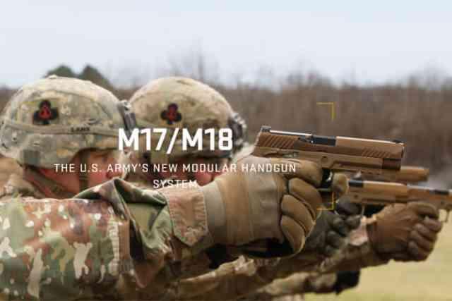 【おさらい】アメリカ軍の新採用拳銃「SIG SAUER P320」