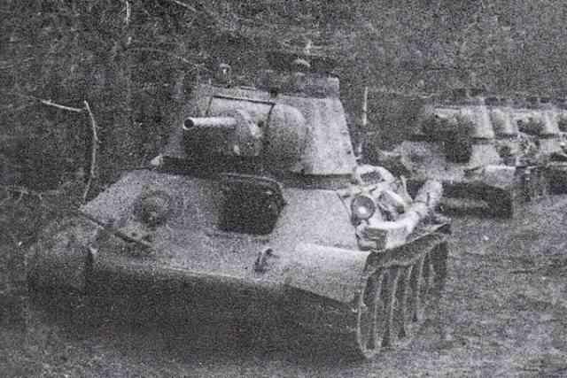 T34の進撃を打ち砕いた重砲兵部隊(2)