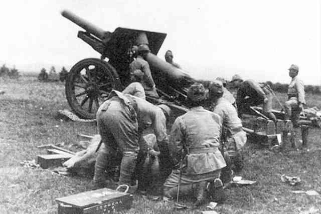 T34の進撃を打ち砕いた重砲兵部隊(1)