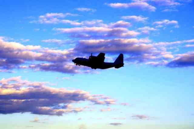 ロッキード社の飛行機の思い出