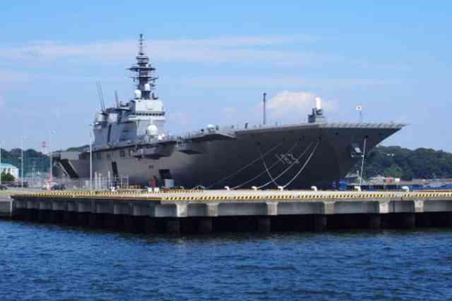 【おさらい】太平洋戦争以来の空母?護衛艦いずも