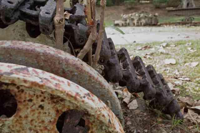 第2次大戦当時の日本に重戦車がなかった理由とは?