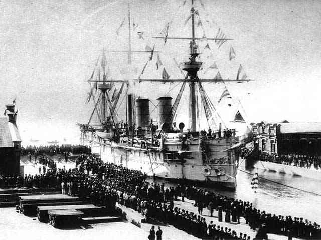 これぞ本当の宝船?日露戦争時のロシア海軍の巡洋艦を海底にて発見?!