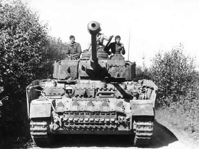第2次世界大戦時のドイツ主力戦車 4号戦車を語りたい!