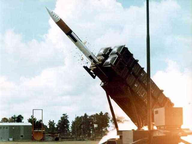 最新の地対空誘導弾パトリオット「PAC3-MSE」64基を韓国が導入