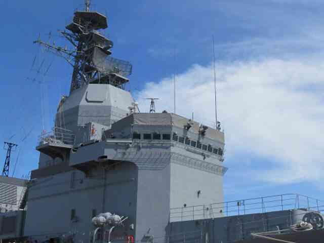 海の上の試験場~海上自衛隊試験艦「あすか」~