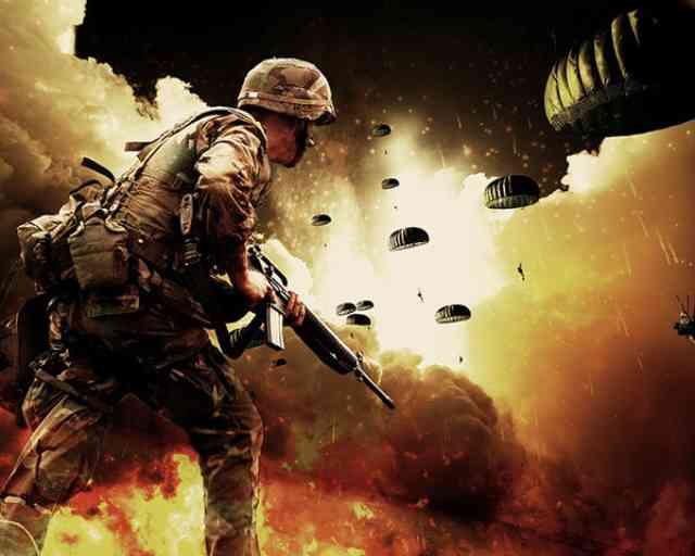 戦場の銃撃戦では敵を殺さない方が良いのです