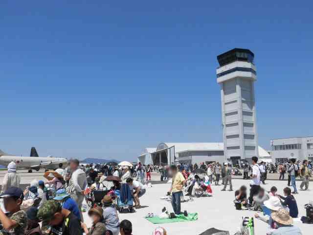 美保基地航空祭へ行ってみよう!