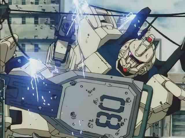 ミリタリー色の濃い「機動戦士ガンダム 第08MS小隊」を語りたい!
