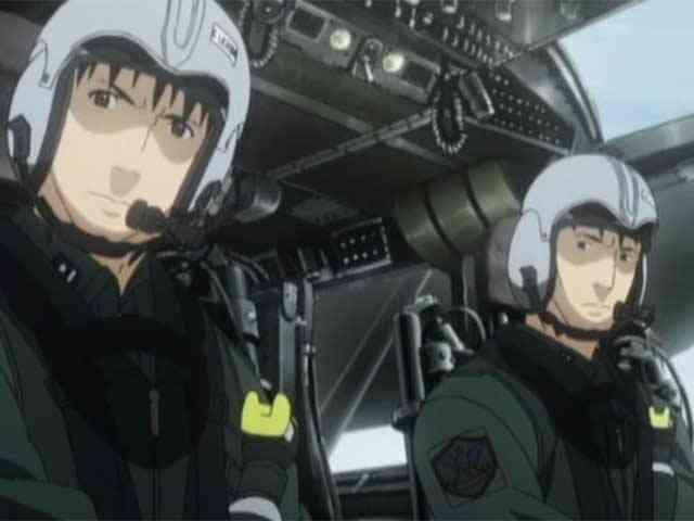 よみがえる空 -RESCUE WINGS- エピソード3~4