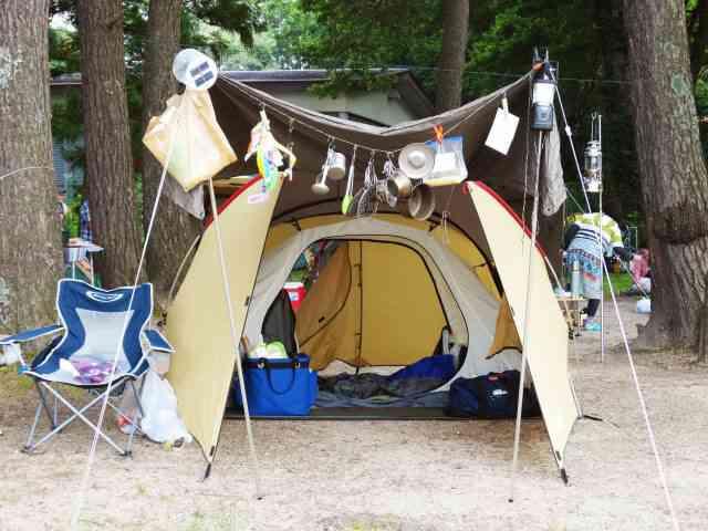 秋のキャンプはグルキャンで決まり!