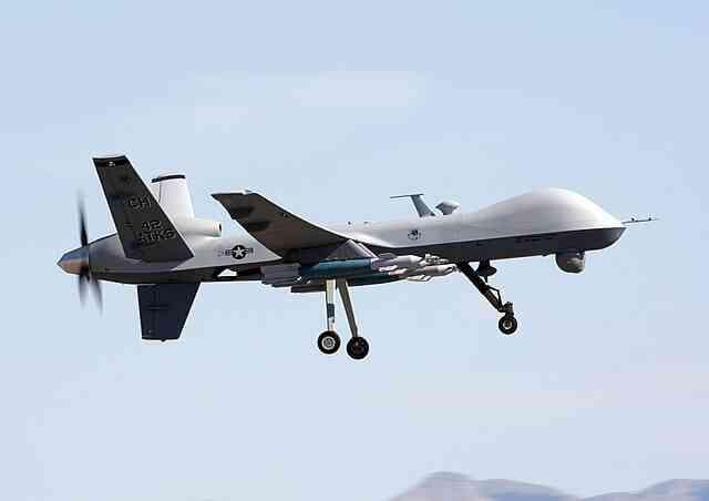 遂にアメリカ空軍で無人の攻撃機が実用化