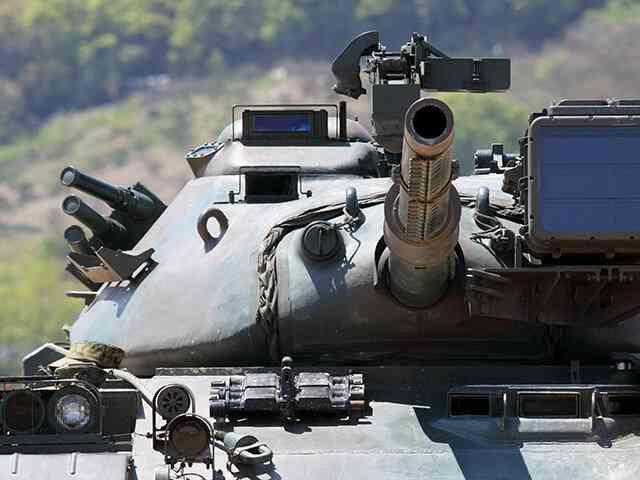 未だ現役??陸上自衛隊の74式戦車