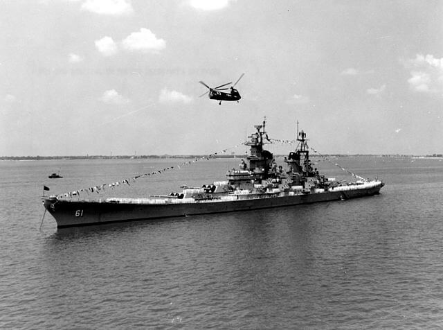 最後の戦艦「アイオワ」級