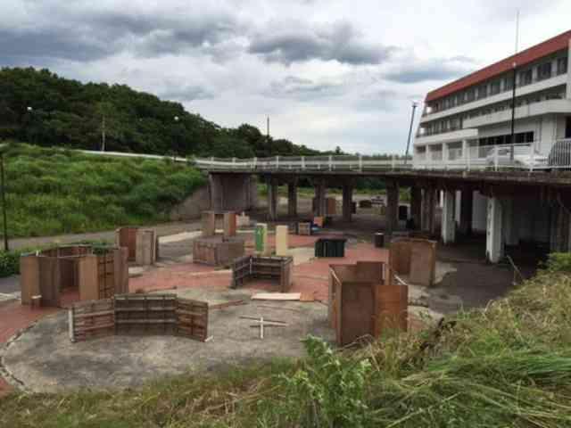 新潟県妙高市のサバゲーフィールドICFSVGで遊んできました
