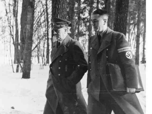 アドルフ・ヒトラーと兵器開発小話