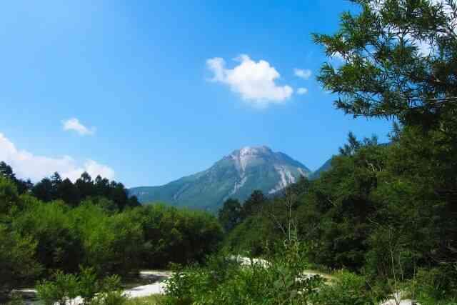 初心者でも大丈夫!火山活動中の山、焼岳への挑戦!