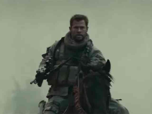 米軍特殊部隊が騎兵になる!映画「ホース・ソルジャー」
