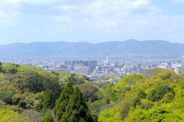 京都は原爆被災都市になるところだった・・・アメリカの嘘