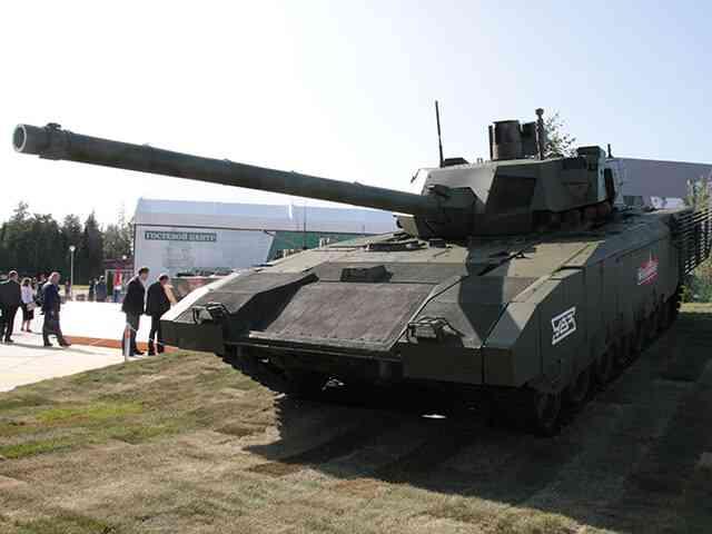 ロシアの新型戦車T-14とは?