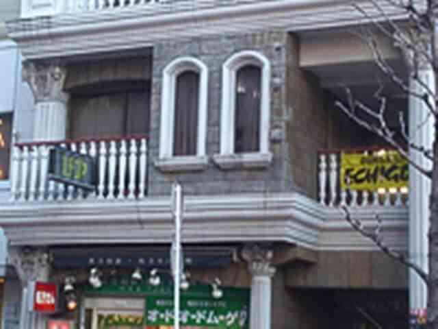 GUN&MILITARY ECHIGOYA 新宿店