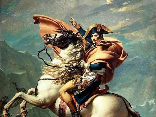 ナポレオンに学ぶ補給の重要性