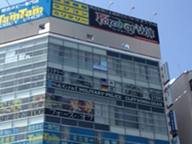 S&Graf東京店