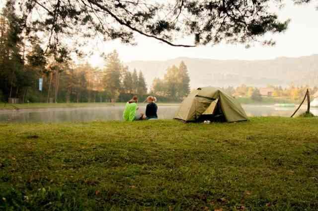 キャンプは恋人の時間を100倍楽しむことができる!