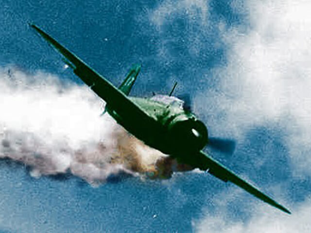高い性能と戦果を見せた艦上爆撃機「彗星」